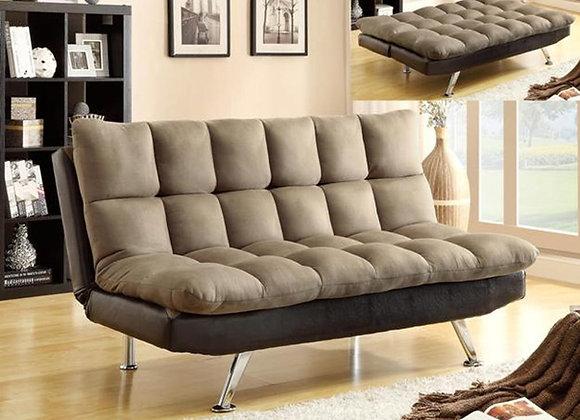 Espresso Pebble Sofa