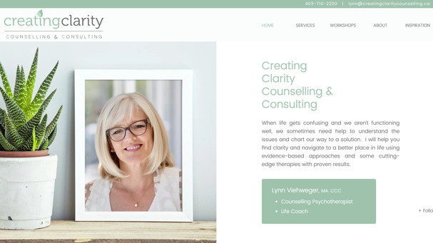 Creating Clarity Counselling