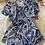 Thumbnail: '90s Batik Print Cotton Playsuit & Jacket
