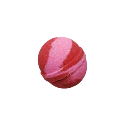 Uplifting Strawberry & Lemon Bath Bomb