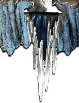 Upper Falls Water Detail