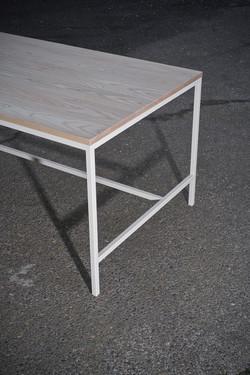Concealed Speaker Desk