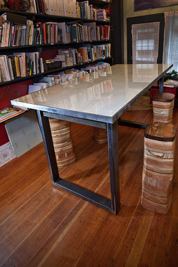 Standing Drawing Table