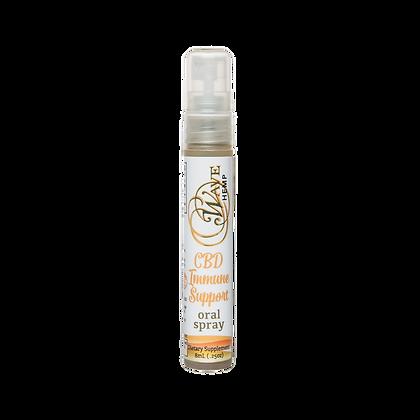 CBD Oral Spray - Immune Support