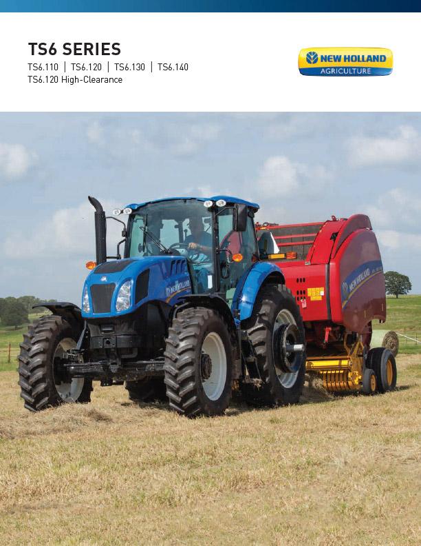 TS6 Tractors