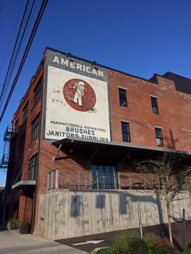 AMERICAN BRUSH BUILDING