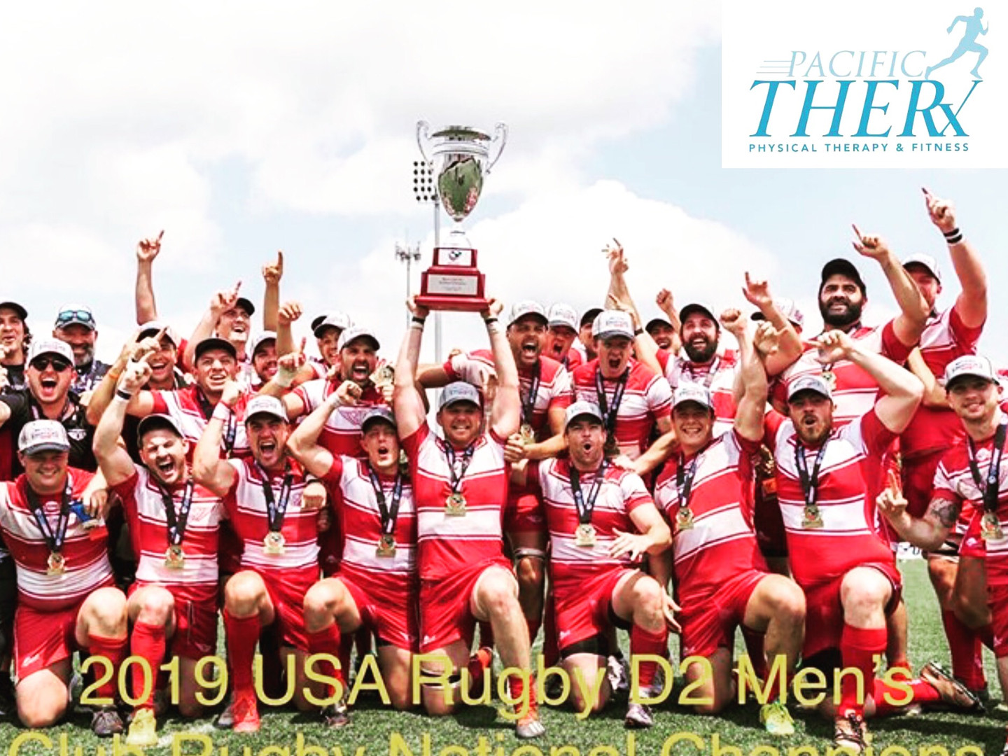 Olympic Club Rugby Champs