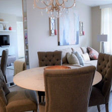 Olympic Village Interior Design Project, Vancouver BC