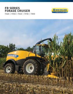 FR Forage Harvesters