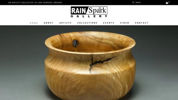 Rain Spark Gallery
