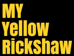 My Yellow Rickshaw