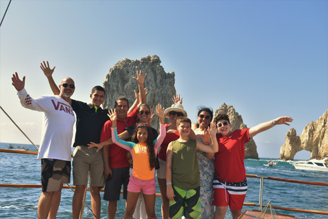 We love you Cabo!