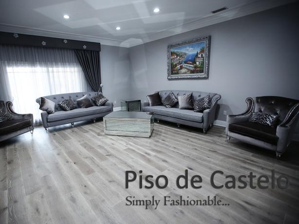 PISO DE CASTELO