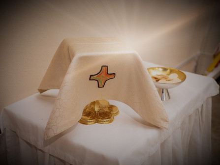 Extraordinary Eucharistic Ministers