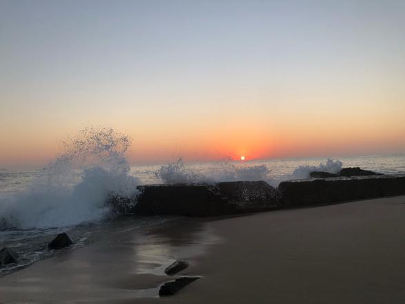 Cabo sunrise!