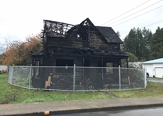 Fire/Smoke Damage Repair Yakima