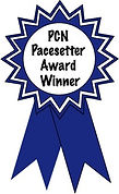 PCN Pacesetter Award winner