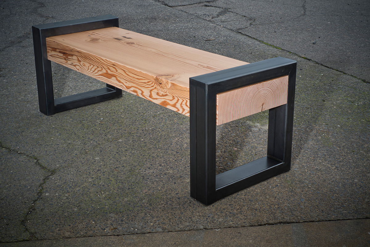 Heavy Metal Bench
