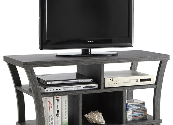 """Draper TV Stand 48"""" (Gray)"""