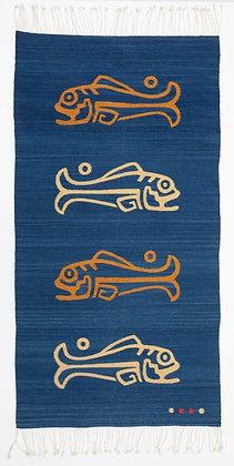 "Handwoven Rug/Tapestry ""NATIVO"""
