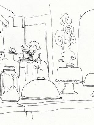 KL cafe