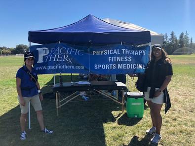 Mallory Celaya & Emerald Molina Sports Medicine Outreach