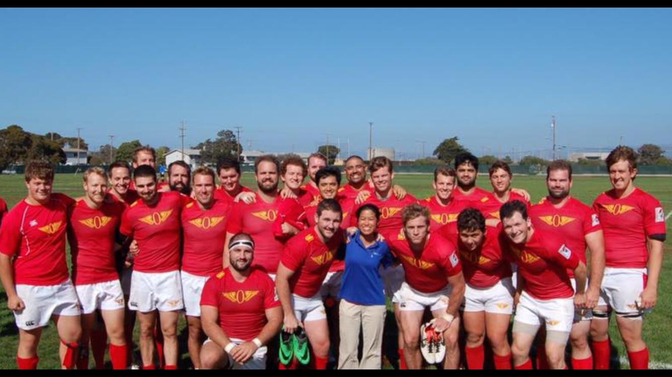 Mallory Celeya Olympic Club Rugby Sports Medicine Outreach
