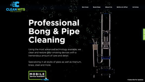 Clean Hits Pipe Cleaning