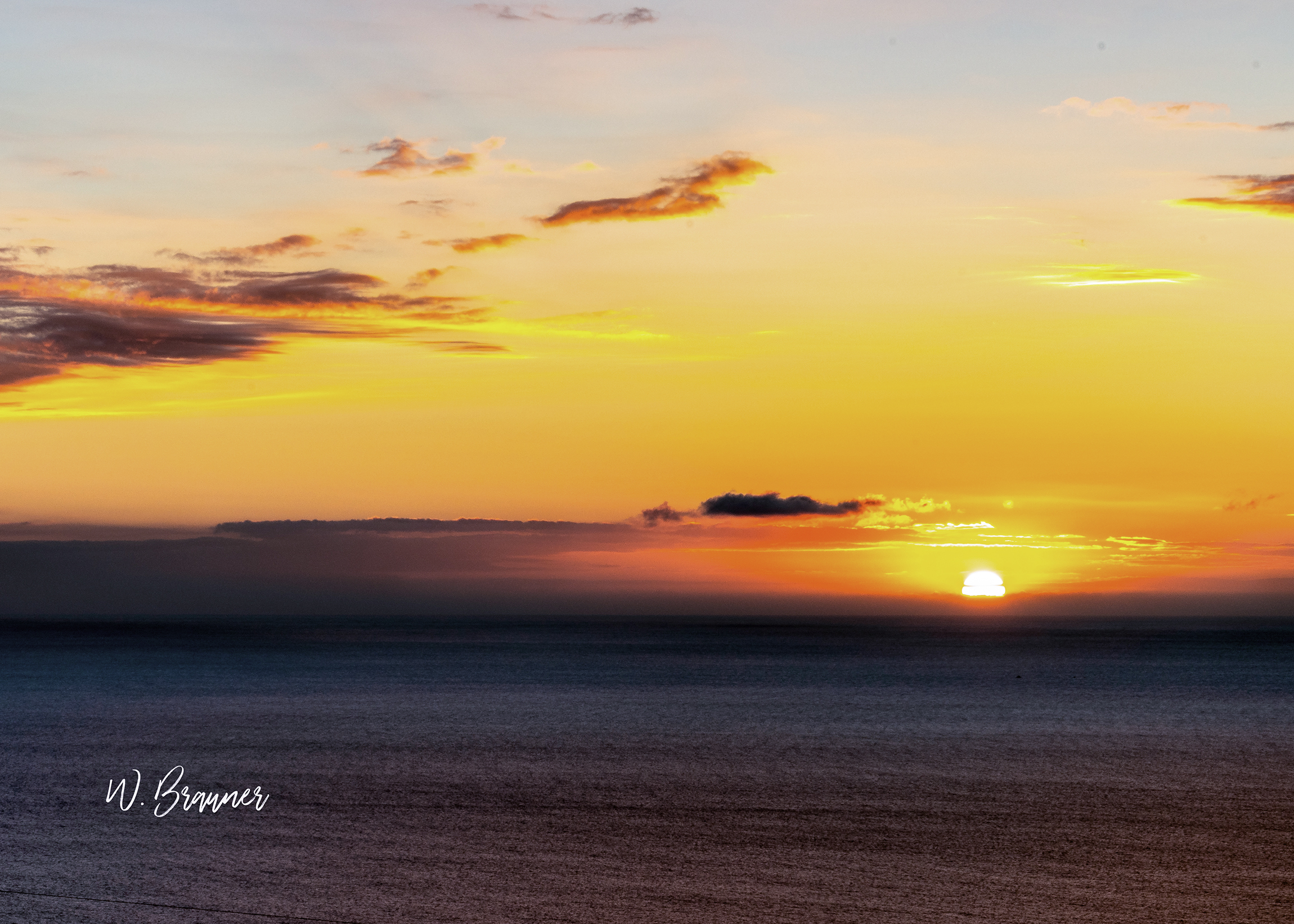 Kona Sunset IV