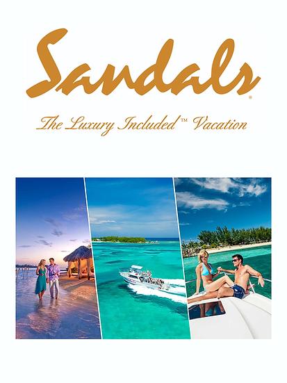 Sandals Resort Specialist, Travel Agent, Top All-Inclusive Resort Travel Agent