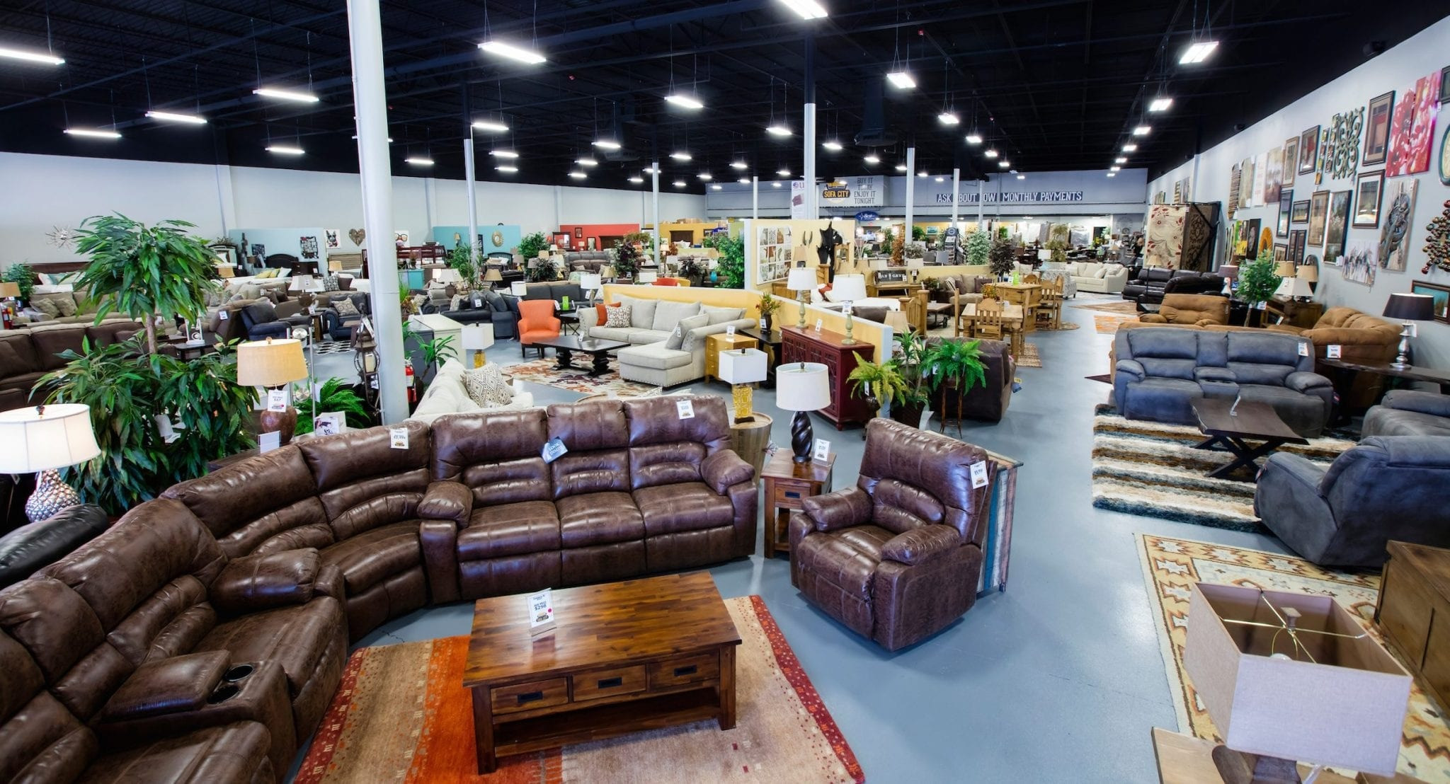 Sofa City  Furniture  Springfield MO  Fort Smith AR  Harrison AR