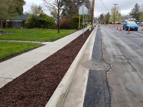 Wagner Creek Road Sidewalk Improvements