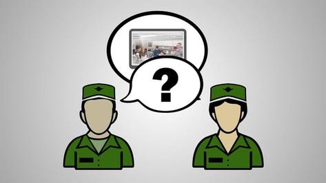 Dialogue – US Army