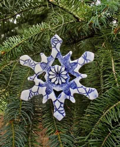 Snowflake Ornamnet
