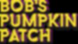 Bob's Corn Maze & Pumpkin Patch