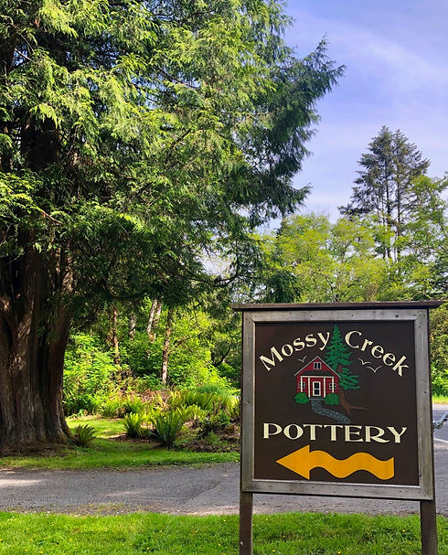 Mossy Creek Pottery