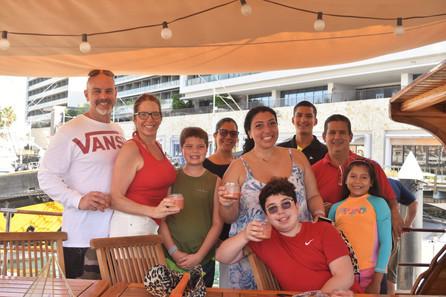 Boat Tour Crew!