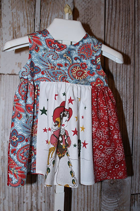 Cowgirl Annie Dress
