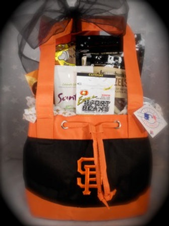 San Francisco Giants Lunch Tote #0415