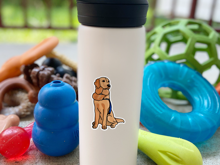 Pawsibly the Best Sticker Fundraiser Ever!