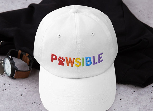 Pawsible Pride Hat