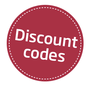 Discount Codes for Our Favorite Small Shops