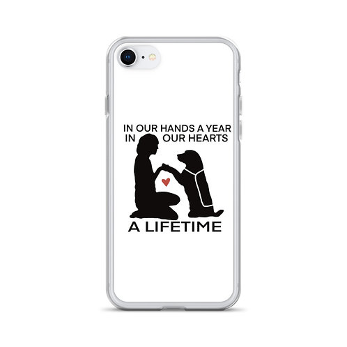 iPhone Case - In Our Hands a Year, In Our Hearts a Lifetime