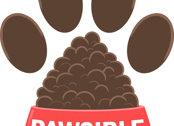 Pawsible Sticker
