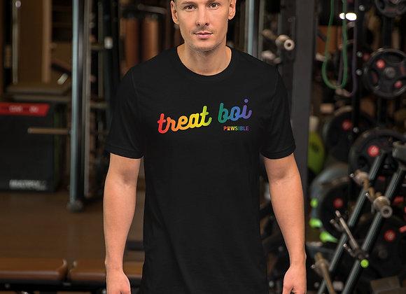 Treat Boi Pride T-shirt
