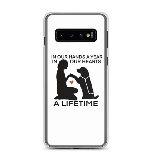 Samsung Case - In Our Hands a Year, In Our Hearts a Lifetime