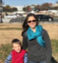 Author Shae Lynn Watt and her son