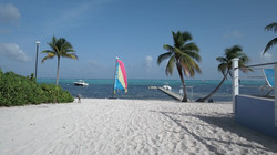Private Beach, Little Cayman