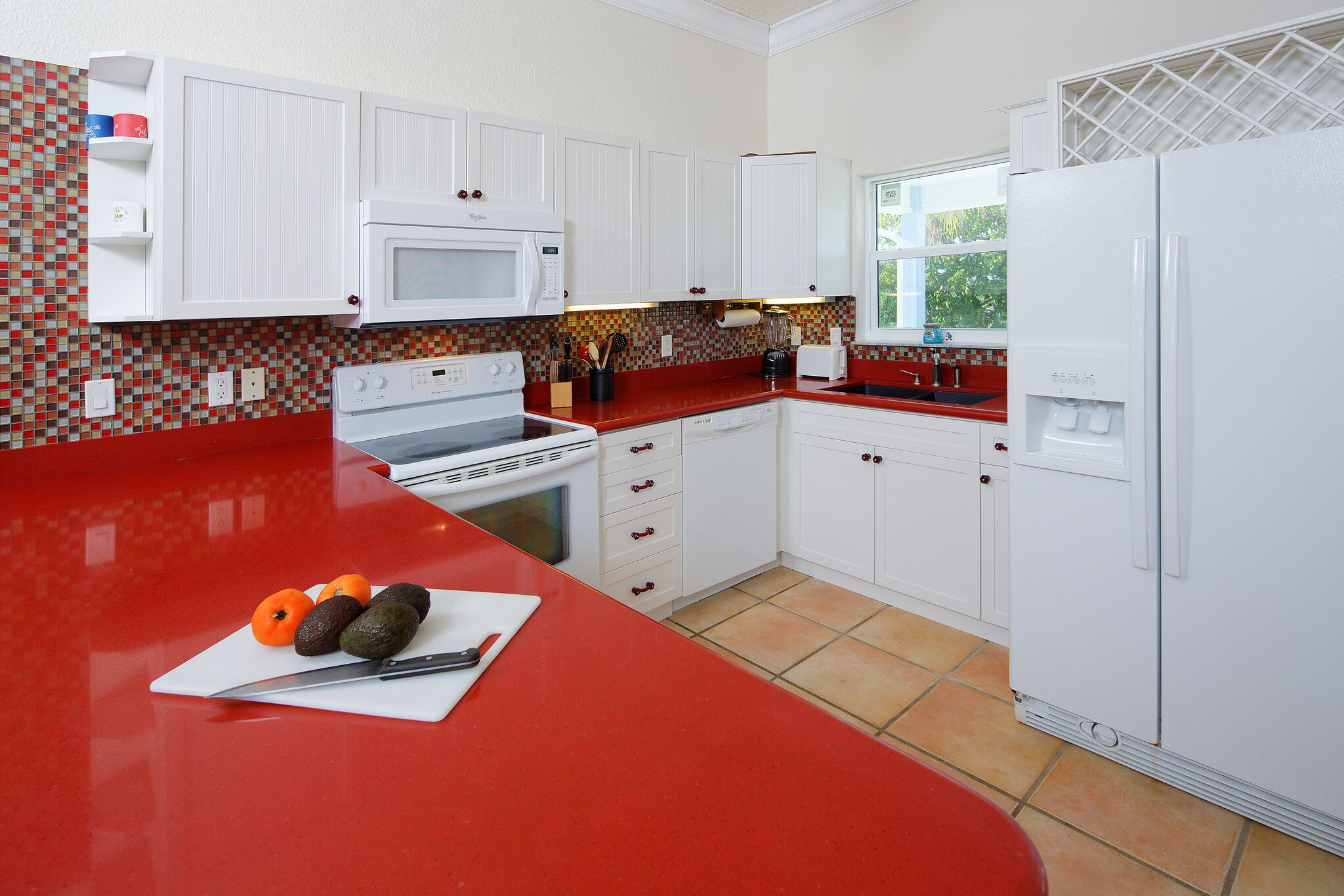 Kitchen, Little Cayman