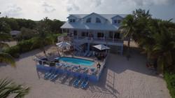 House Ariel view